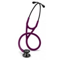Stetoskop Littmann Cardiology IV, studentpris-Smoke finish/Plommon