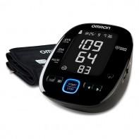 Blodtrycksmätare Omron M5 Black Edition med nätadapter