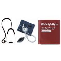 Blodtrycksmätare Welch Allyn DS44-11 med Professional stetoskop och extra FlexiPort®-manschett strl large