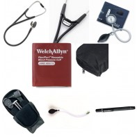 Complete diagnostic set from Welch Allyn