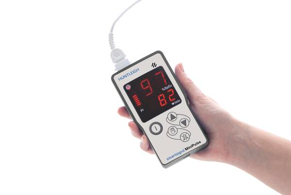 Huntleigh Smartsigns Minipulse Pulsoximeter